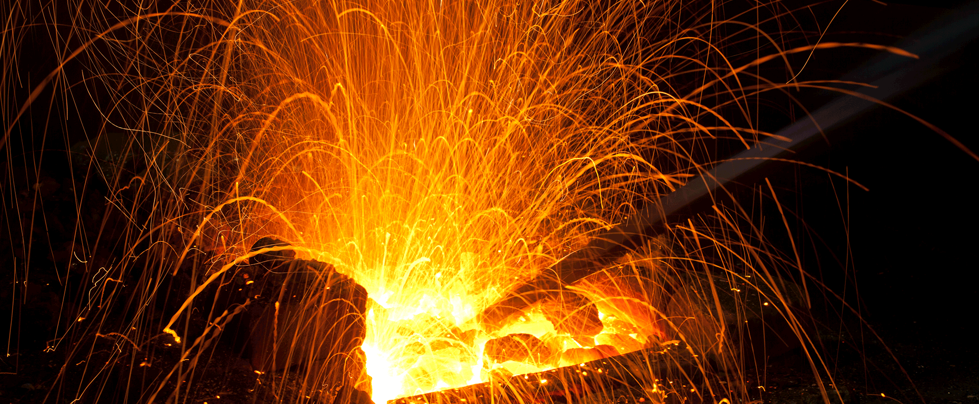 Industrial furnace system